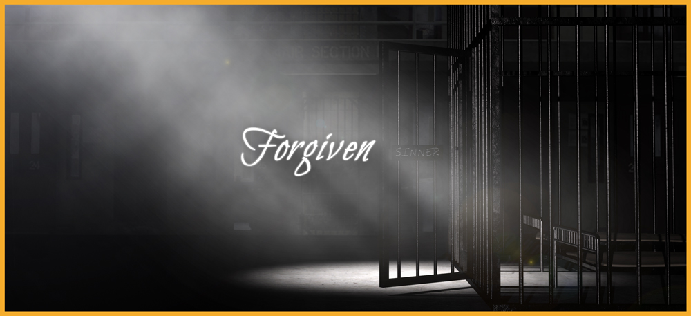 How God Sees Me: Forgiven!